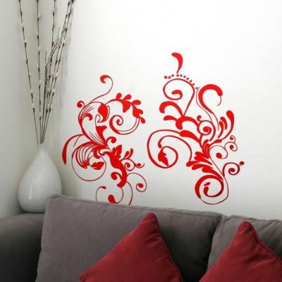 Floreali archivi homestickers adesivi da parete - Stickers da parete personalizzati ...