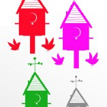 BIRD_HOUSE_COLORI_homestickers_adesivi_da_parete