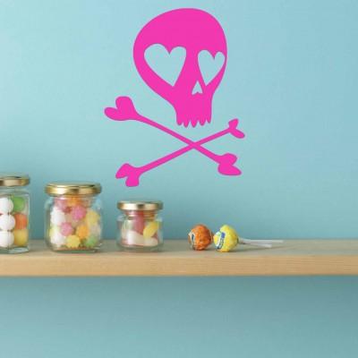 PINK_PUNK_homestickers_adesivi_da_parete