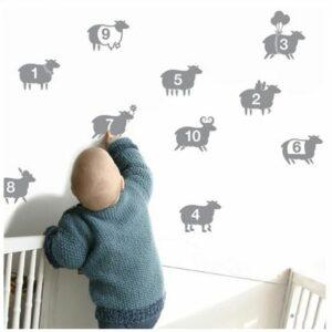 sticker pecorelle