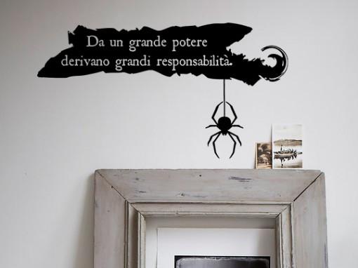 esempio spiderman